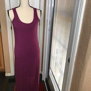 Tommy Bahama Maxi Dress Striped Beach Summer XS/P
